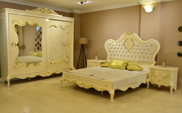 Sen Klasik Yatak Odasi Takimi Kuzey Mobilya Ankara
