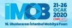 İstanbul Mobilya Fuarı (CNR İMOB) 2020