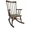 Ahşap Sallanan Sandalye