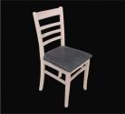 Ham Ahşap Sandalye