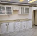 Beyaz Mutfak Dolabı Modelleri – ANKARA AHŞAP MOBİLYA