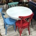 Yuvarlak Masa Sandalye Takımı