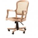 Hasırlı Ofis Sandalyesi