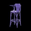 Kolçaklı Cafe Bar Sandalyesi