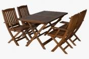 Bahçe Balkon Masa Sandalye Takımı